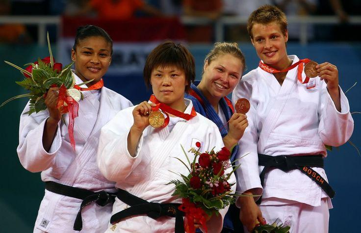 Ronda Rosey olympics
