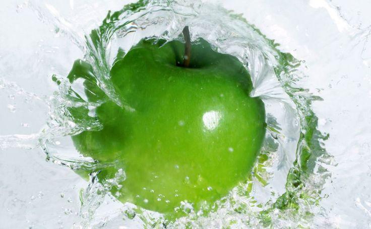 Apple Fruit HD Wallpaper