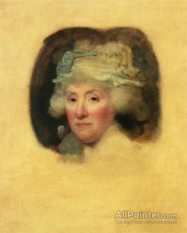 Gilbert Stuart,Mrs. Robert Morris oil painting reproductions for sale
