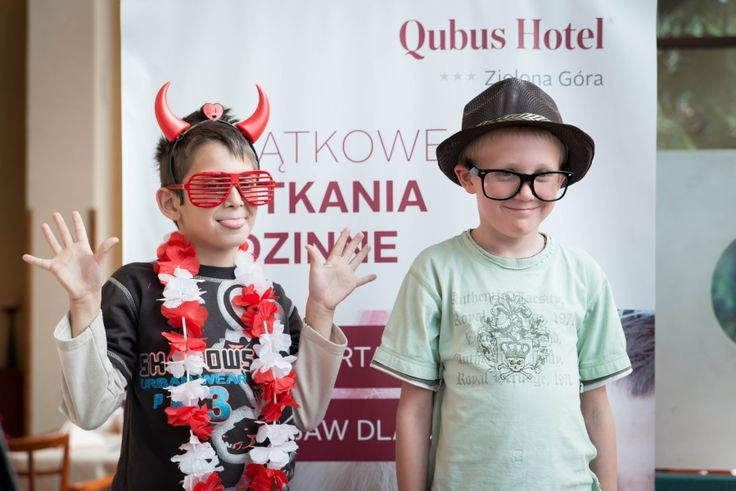 During a workshop in Qubus Hote was also time for fun photos