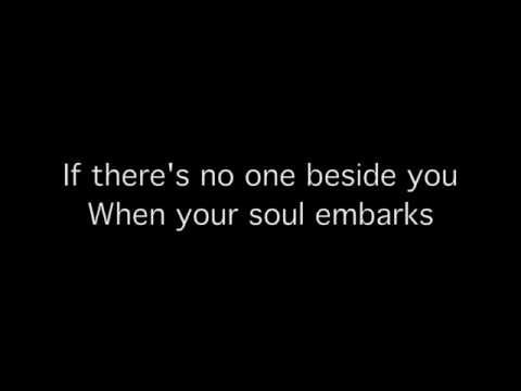 Death Cab For Cutie - I Will Follow You Into The Dark +Lyrics. my favorite song of theirs.