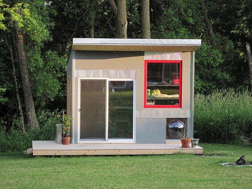 161 best Modern garden shed images on Pinterest Modern shed