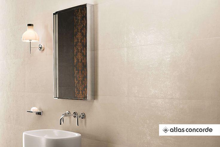 #EWALL White | #AtlasConcorde | #Tiles | #Ceramic