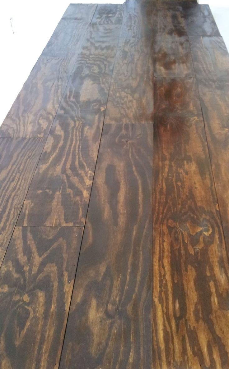 33 best flooring images on pinterest home ideas flooring and talkin trash to treasure plywood floors wood flooring optionsdiy wood solutioingenieria Images