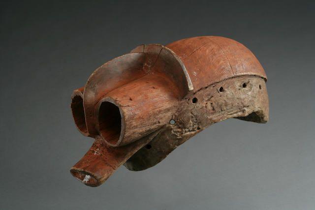 A Mumuye mask