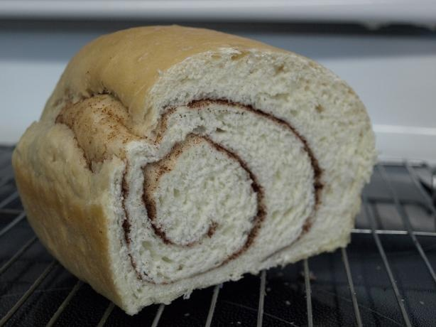 Classic San Francisco Sourdough Bread, I don't know where the swirl comes in but I am baking this right now!
