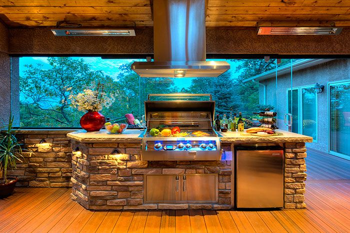 Extreme Outdoor Living Crafted By A Colorado Based Hgtv Star Colorado Homes Lifestyles Outdoor Living Crafts Outdoor Living Outdoor Rooms