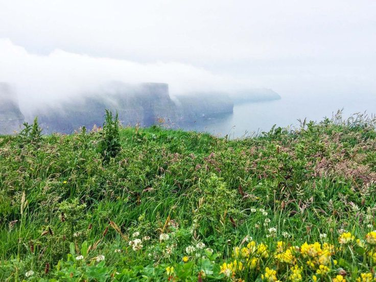 The Cliffs of Moher - Ireland • Where The Heart Is