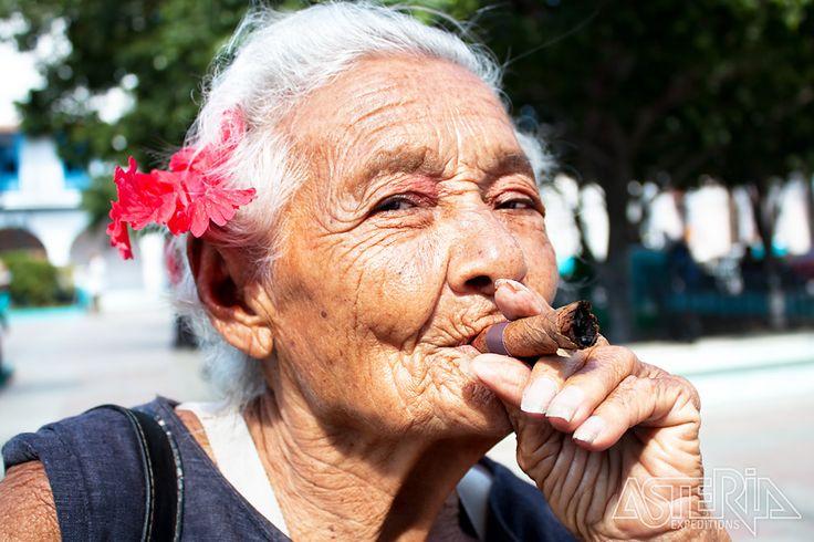 Cuba bekend van natuurlijk Fidel Castro, rum en natuurlijk zijn sigaren