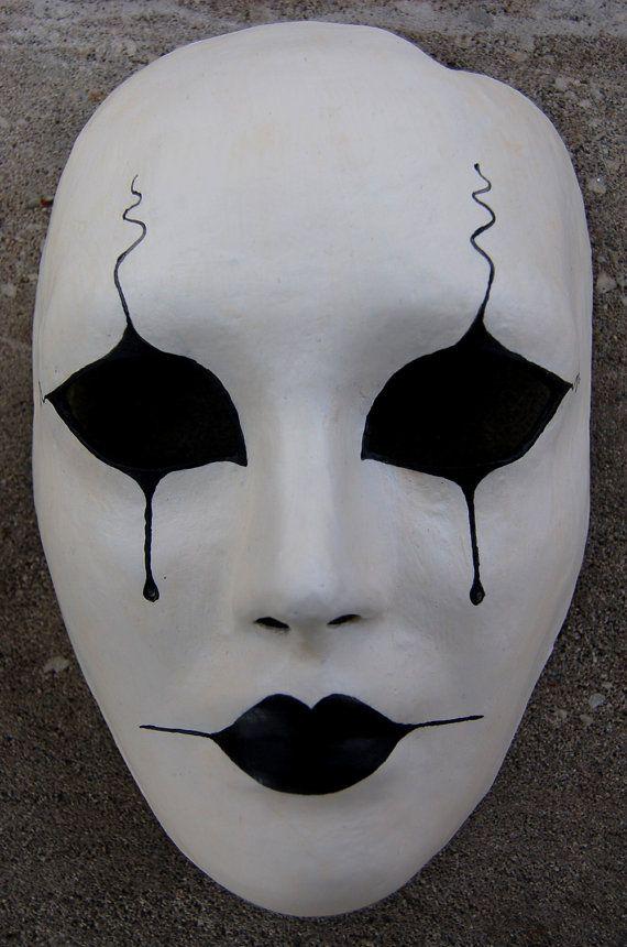 Zur Bestellung Karnevalsmaske von AnotherFaceStudio auf Etsy