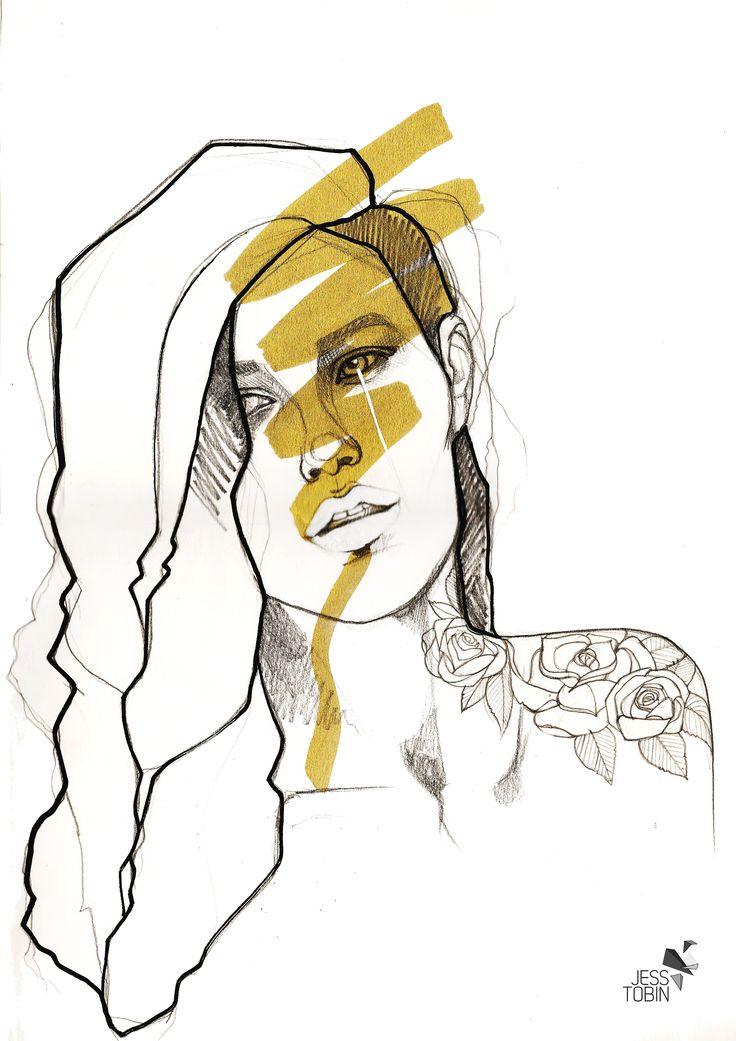 Gold girl by Jess Tobin