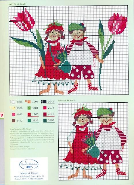 Acufactum....a few free charts Ike this one...cute