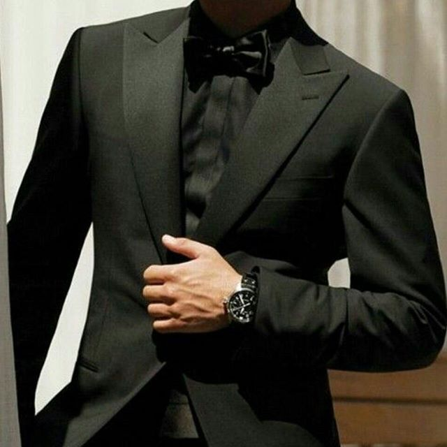 25 best ideas about all black tuxedo on pinterest black