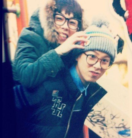 Taepyo: P.O and Taeil