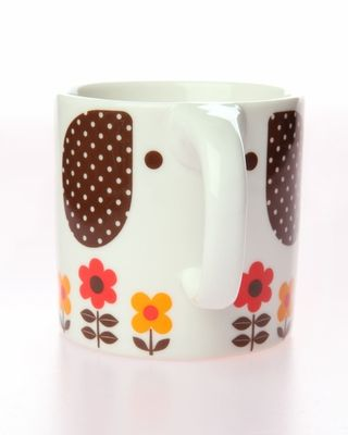 Ahhhh how cute!!! : ) Juice Planning Elephant Animal Mug