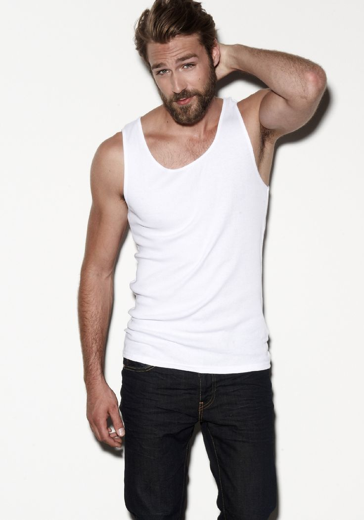738 Best Images About Sexy Men With Beards On Pinterest