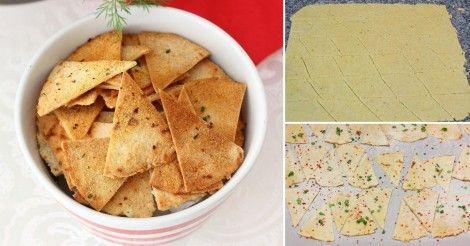 Cómo hacer nachos caseros y saludables