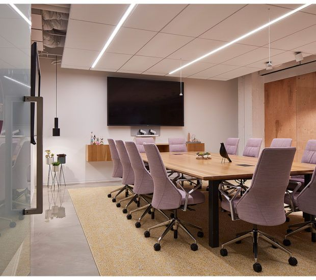 office conference room design. Coalesse Massaud Conference Seating Looks Gorgeous In The National Insurance Agency Room, Design By Office Room O