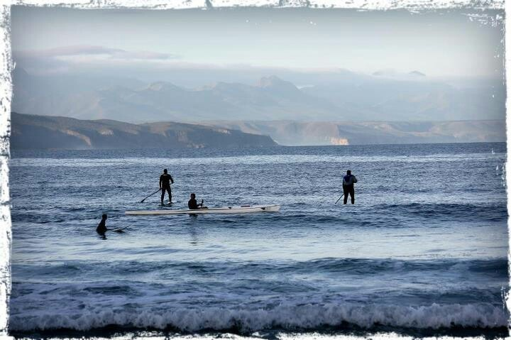 Plettenberg Bay, great place for all kinds of water sports
