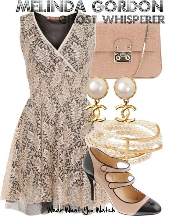 """Jennifer Love Hewitt as Melinda Gordon from """"Ghost Whisperer"""" - Shopping info!"""