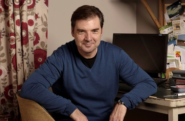 """OK, it's not """"Downton Abbey"""" but it's Brendan Coyle in his new show, """"Starlings."""""""