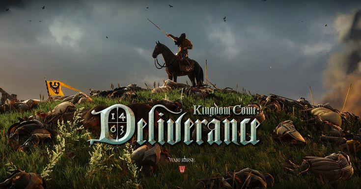 Kingdom Come: Deliverance New Screenshots 7 @WarhorseStudios