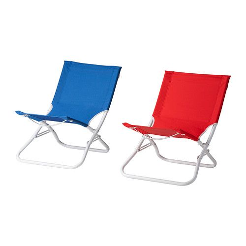 HÅMÖ Beach chair - IKEA is 12.99 but as of 7/2 it was out of stock in all east coast stores... there were a few in Dallas!