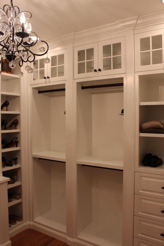 Custom Closet Closets Pinterest Laundry Room