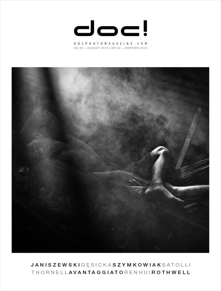 doc! photo magazine #26 - cover Cover photo: Mariusz Janiszewski