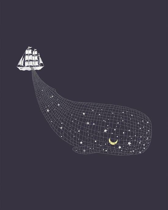 StarShip Art Print