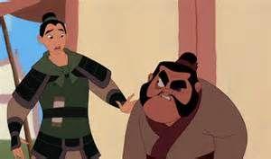 *MULAN & YAO ~ Mulan, 2004
