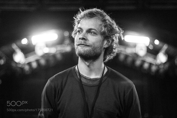 Nicolai Mogensen of Vola @ Hamburg Markthalle by vollvincent