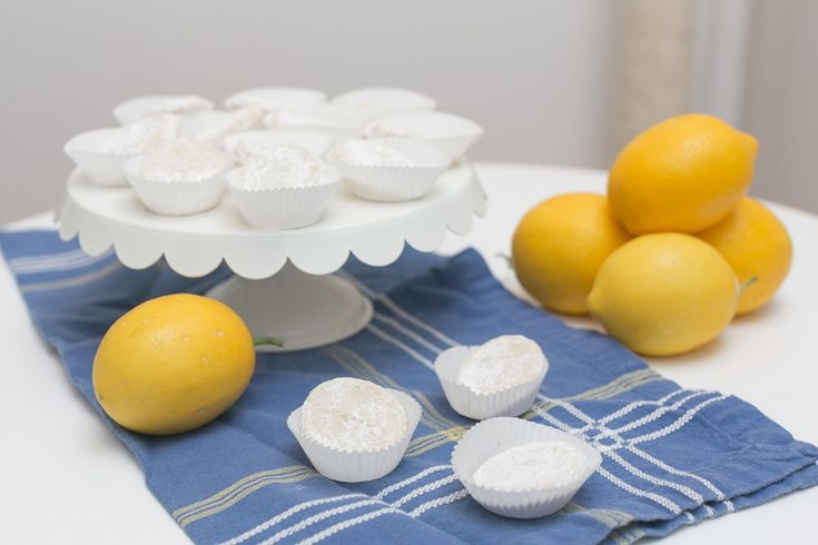 Meyer Lemon Meltaway Cookies | Lemon, Cookies and Home