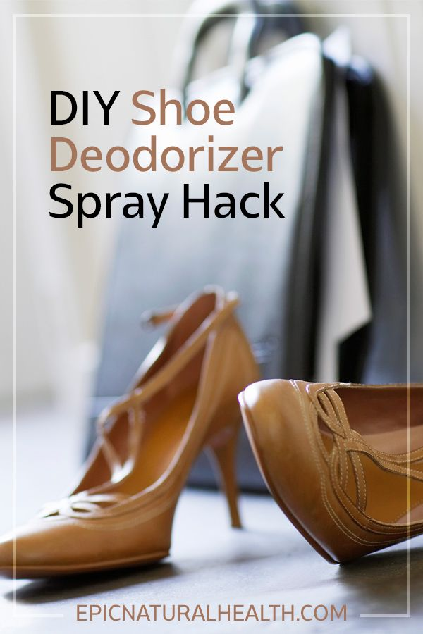 Natural Health Remedies Deodorize Shoes Shoe Odor Remover Shoe Deodorizer Spray