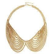 Borlas de oro collar de la falsificación – CLP $ 3.026