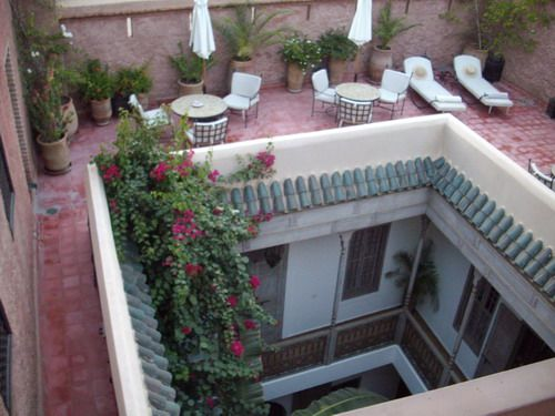 16 best images about riad courtyard house designs on for Moroccan house plans