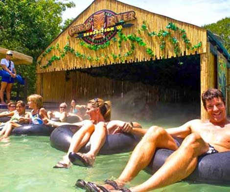 Schlitterbahn New Braunfels Rides | New Braunfels Attractions