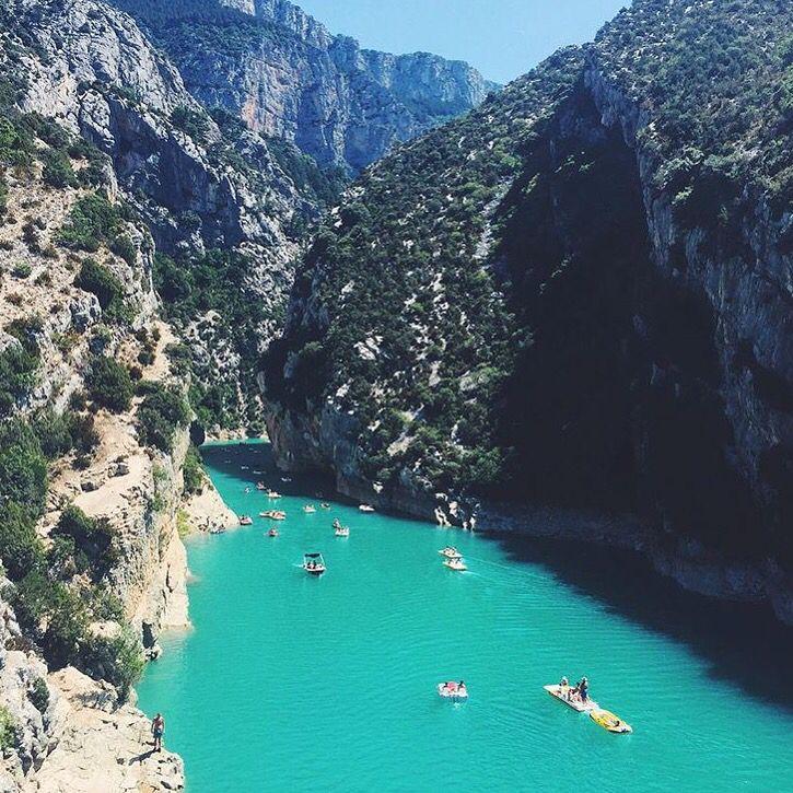 The South Of France  Instagram.com/tashoakley