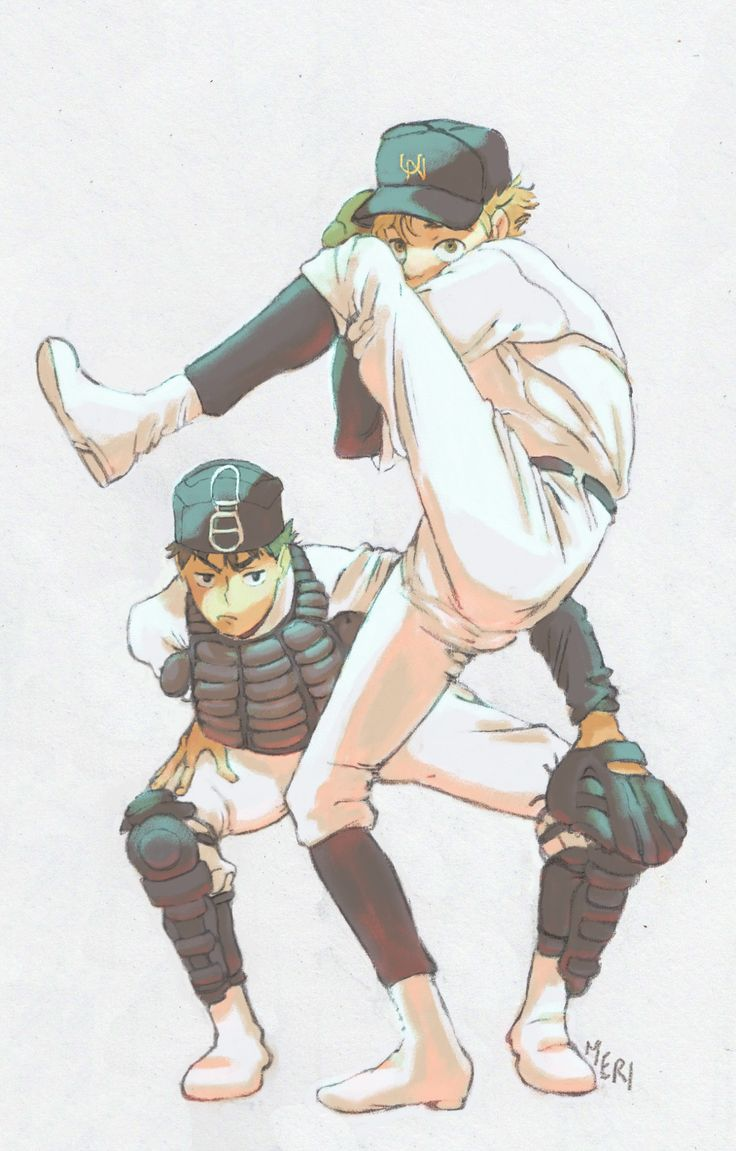 big windup!! #yes pls more more#mooooooooooooore#oofuri#abemiha 2,144 notes
