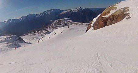 Alpe d'Huez Snow Report   Alpedhueznet.com