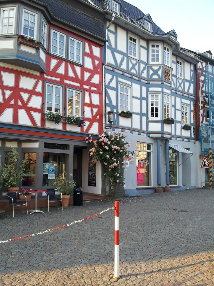 House's from Bad Camberg, Germany