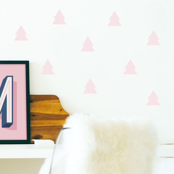 Minimalistic Trees - Modern Christmas Decor by Made of Sundays