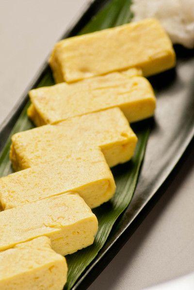「出汁巻たまご しょうゆ麹卸し添え」のレシピ by のりおさん | 料理レシピブログサイト タベラッテ