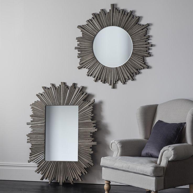 Kilarra Round Mirror
