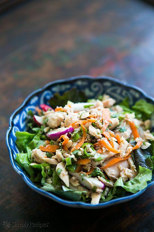 Asian Tuna Salad Recipe | Simply Recipes