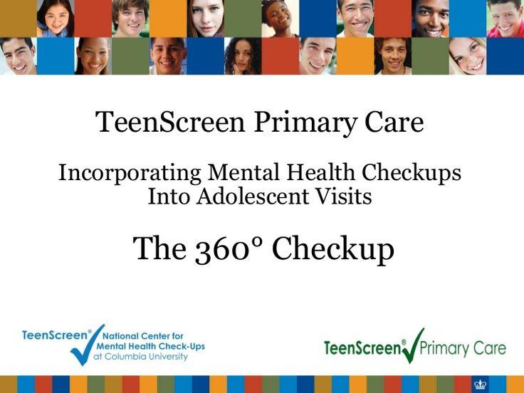 Teen Depression Screening