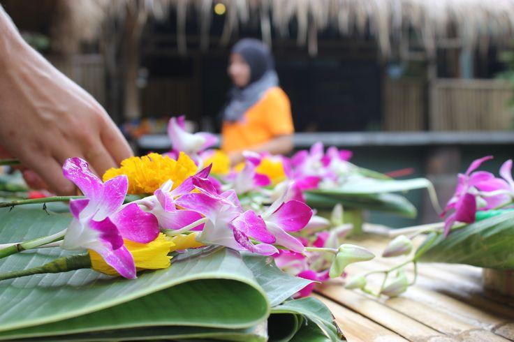 Krathong. Kohub - tropical coworking. Thailand