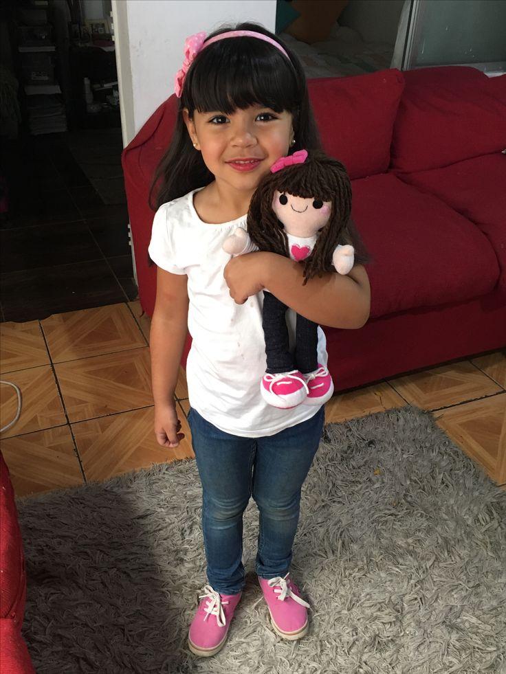 Muñecas personalizadas 😘