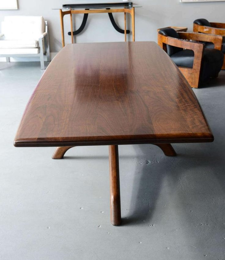 Sam Maloof   A Rare And Important Sam Maloof Dining/Conference Table, USA,