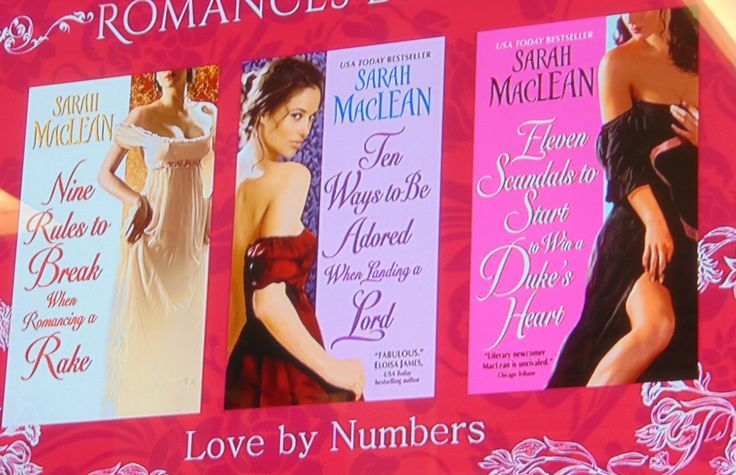Sarah MacLean (Romances de Época)